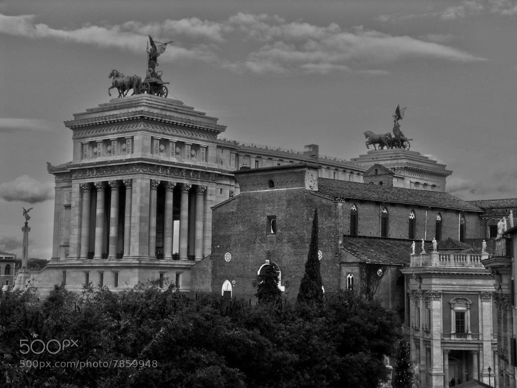 Photograph Rome, Italy by Poppi Robles on 500px