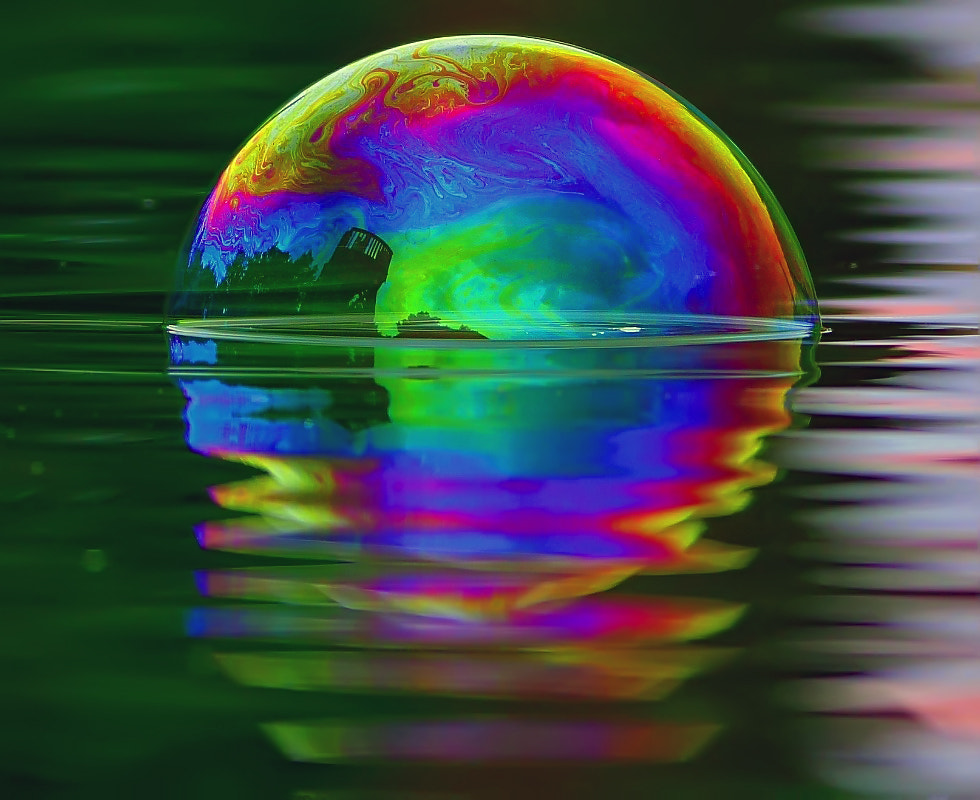 Photograph Magic Bubble by Dajan Chiou on 500px