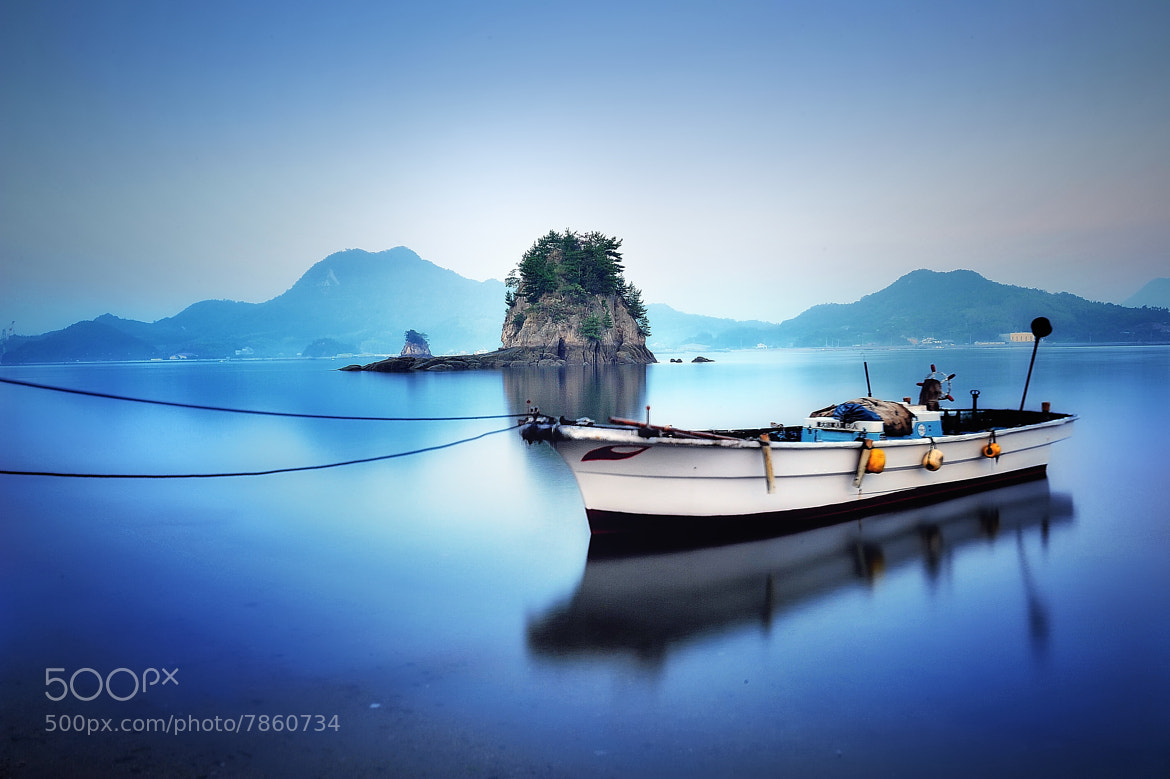 Photograph Bluish time by y2- hiro on 500px