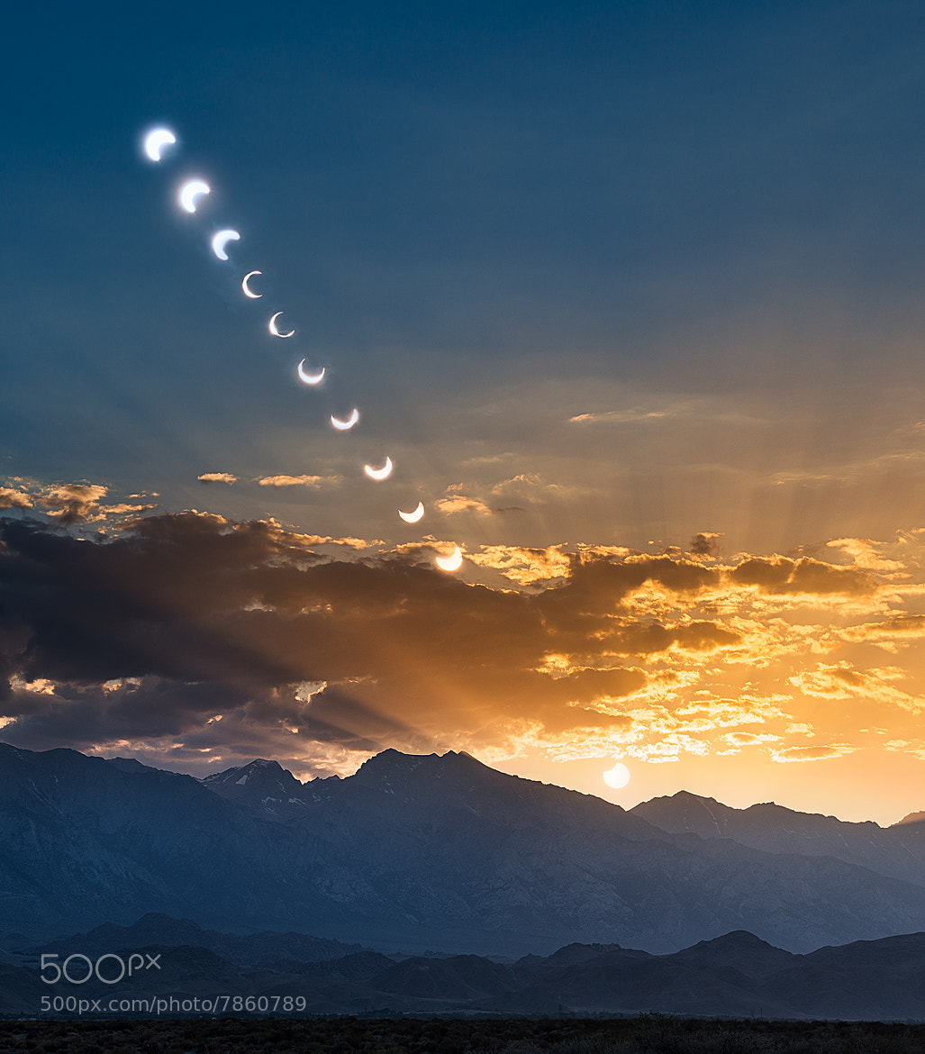 Photograph Annular Eclipse by Matthew Kuhns on 500px