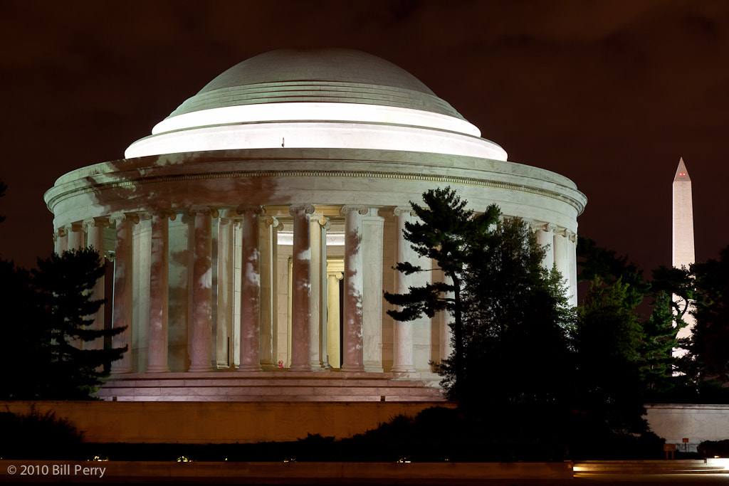 Photograph Jefferson Memorial by Bill Perry on 500px