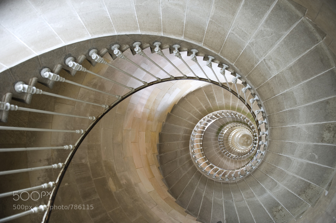 Photograph Stairs by Aline Nédélec on 500px