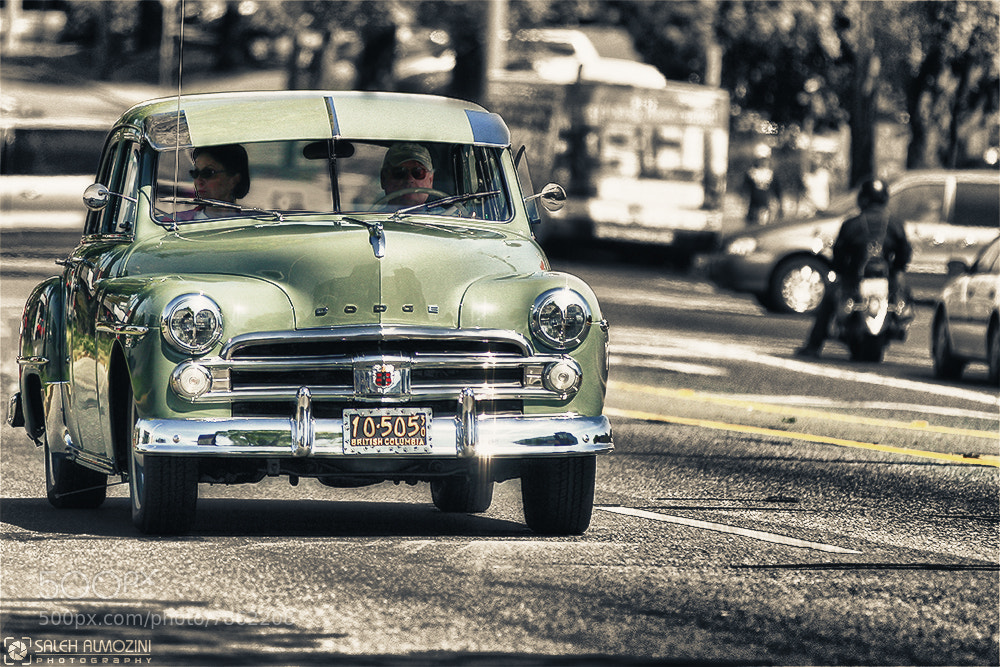 Photograph Dodge Mayfair 1953 by saleh almozini on 500px