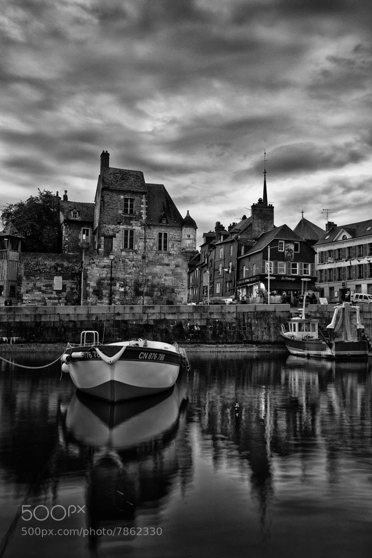 Photograph Honfleur : La lieutenance by Helder Vinagre on 500px