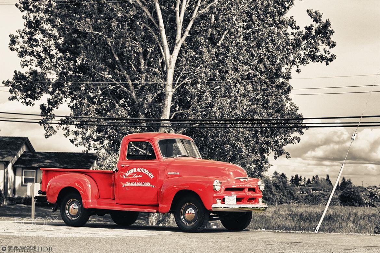 Photograph Dodge  by saleh almozini on 500px