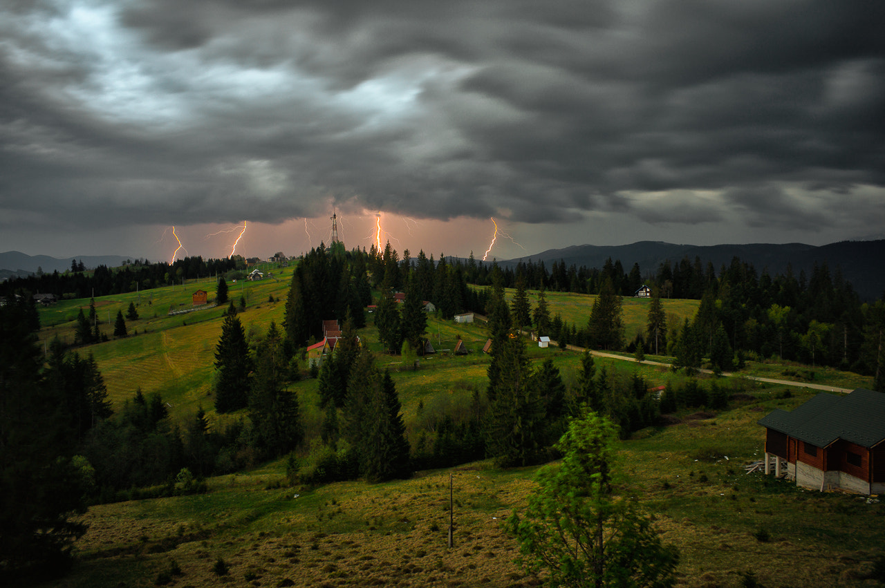Photograph In search of a lightning by Alexander Burmistrov on 500px