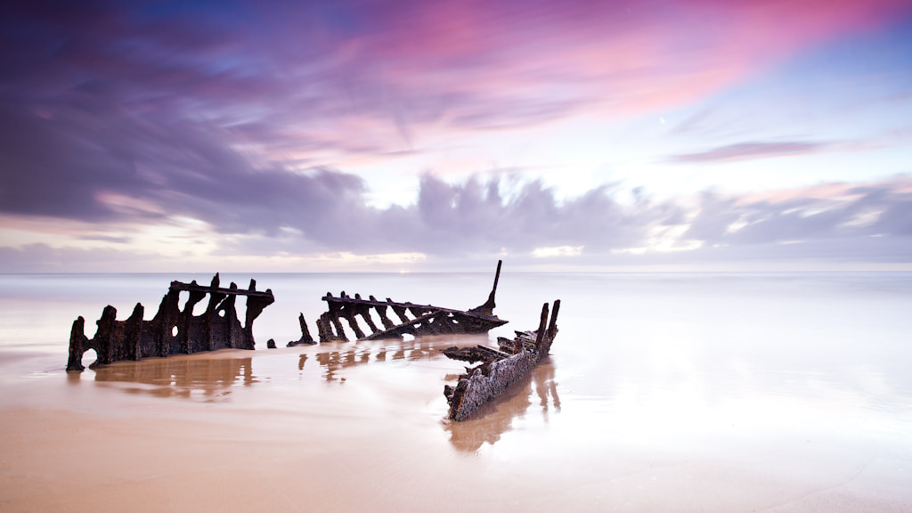 Photograph Dicky Beach by Andrew Tallon on 500px