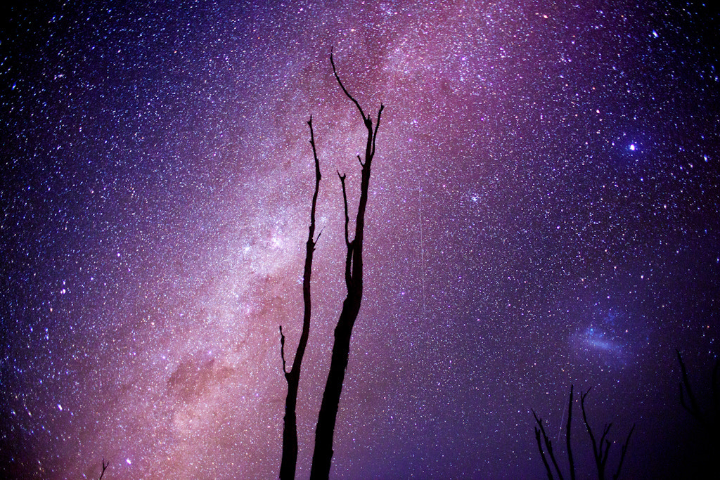 Photograph Milky Way by Andrew Tallon on 500px