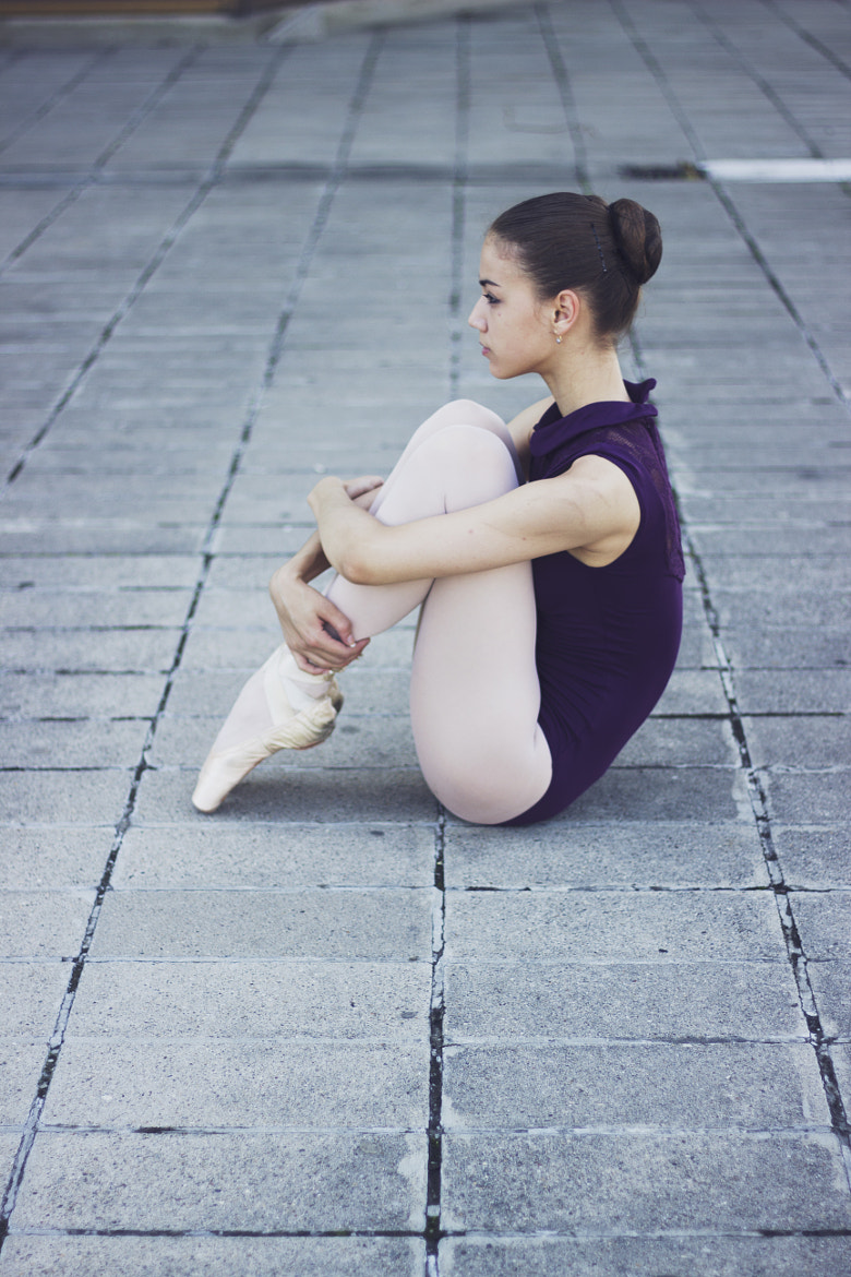 Photograph Ballerina by Jovana Rikalo on 500px