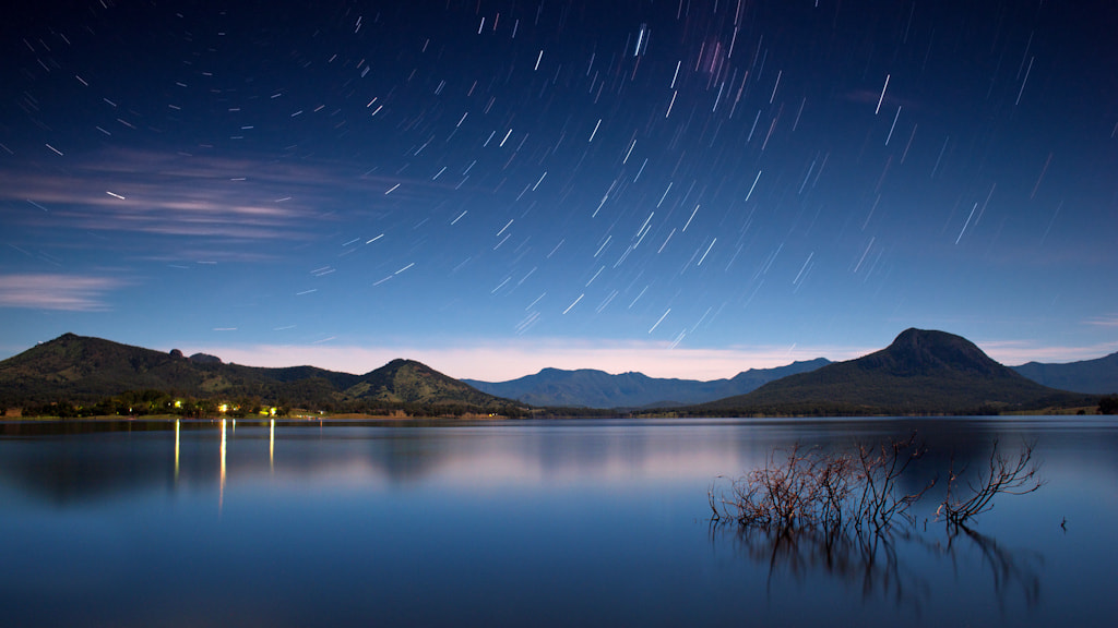 Photograph Lake Moogerah by Andrew Tallon on 500px