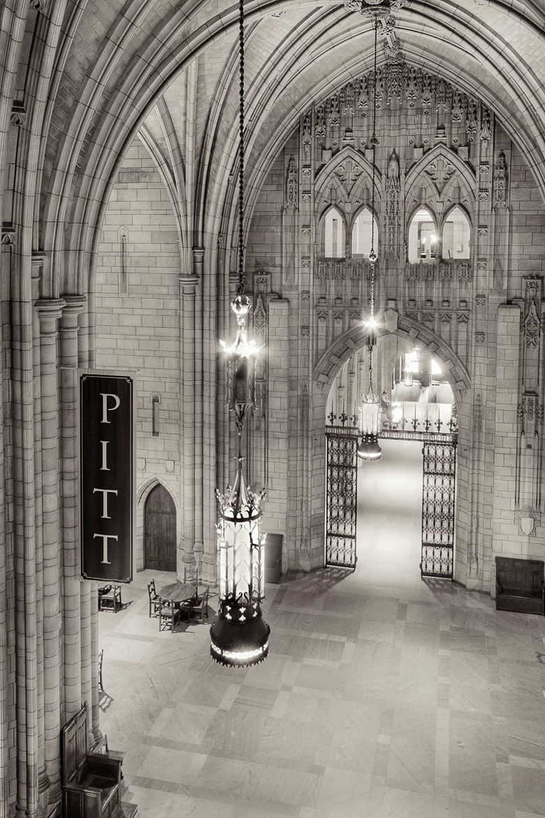 Photograph Commons Room, Cathedral of Learning by Jennifer Glass on 500px