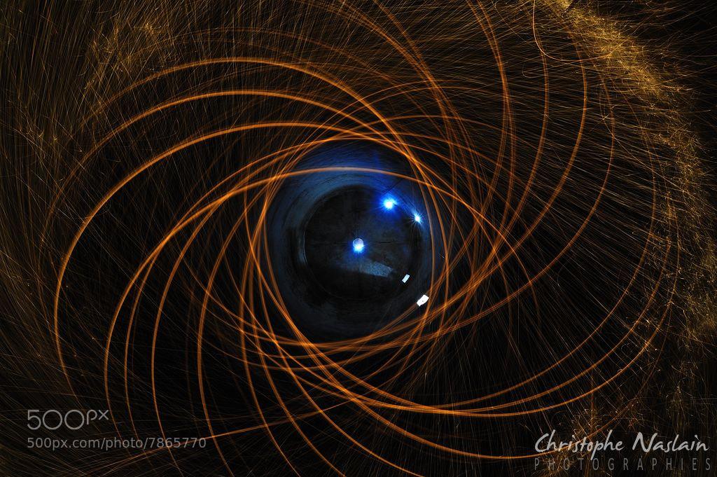 Photograph Blue eye by Christophe Naslain on 500px