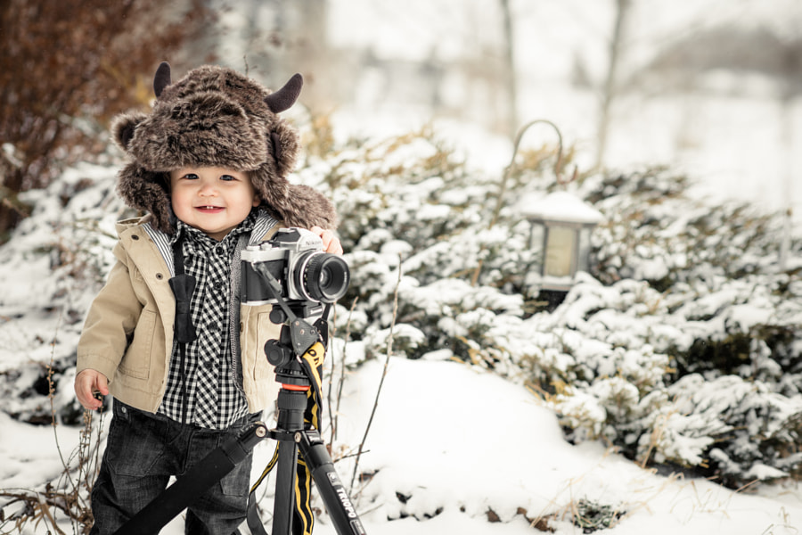 Winter Shooting by Wesley Armson on 500px.com