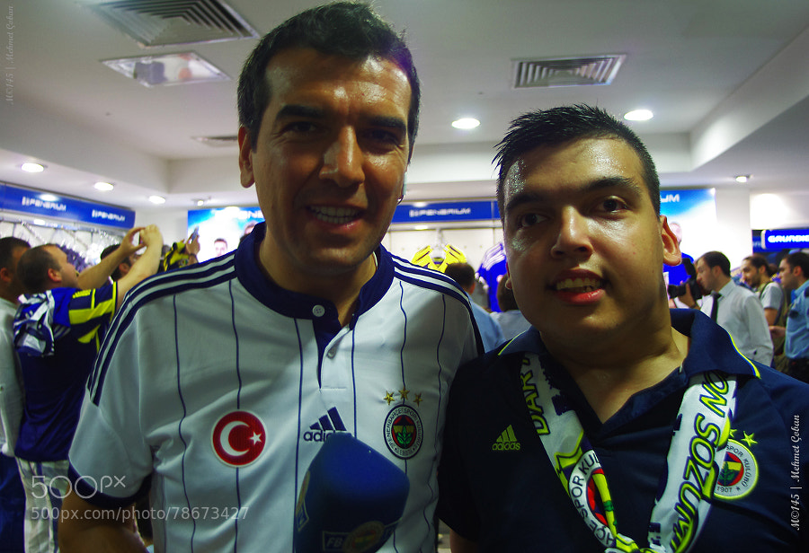 Photograph Club Fenerbahce fans. by Mehmet Çoban on 500px
