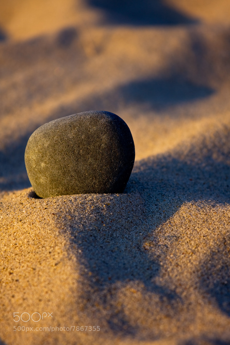 Photograph Rocking in the Sand by Brian Christensen on 500px