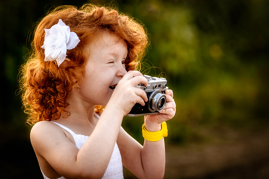 Photograph ?heerful photographer by Viktor Lugovskoy on 500px