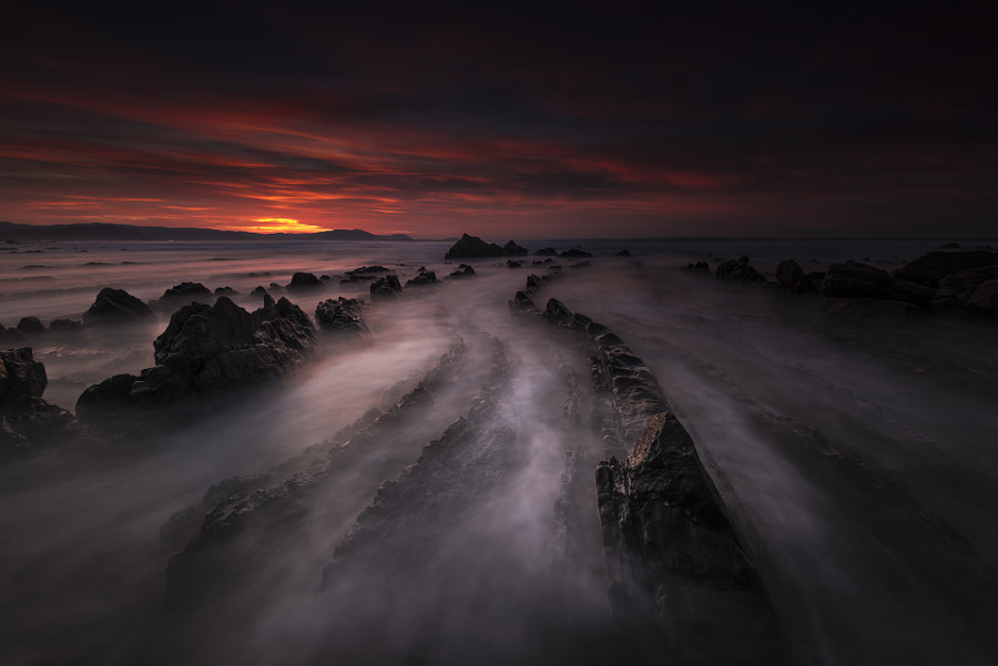 Barrika beach mythic place by Jesús Ignacio Bravo Soler on 500px.com