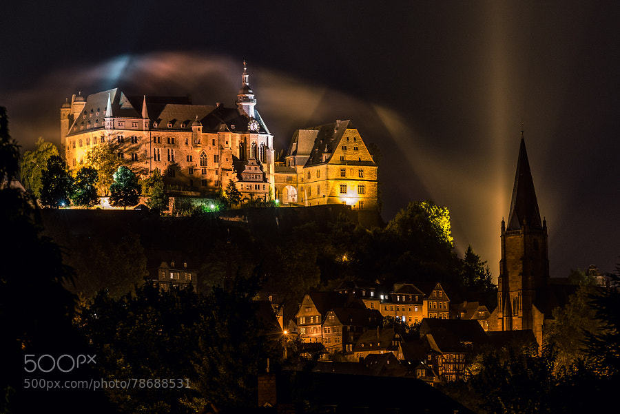 Photograph Marburg. Castle. by INTHISLIGHTphotography on 500px