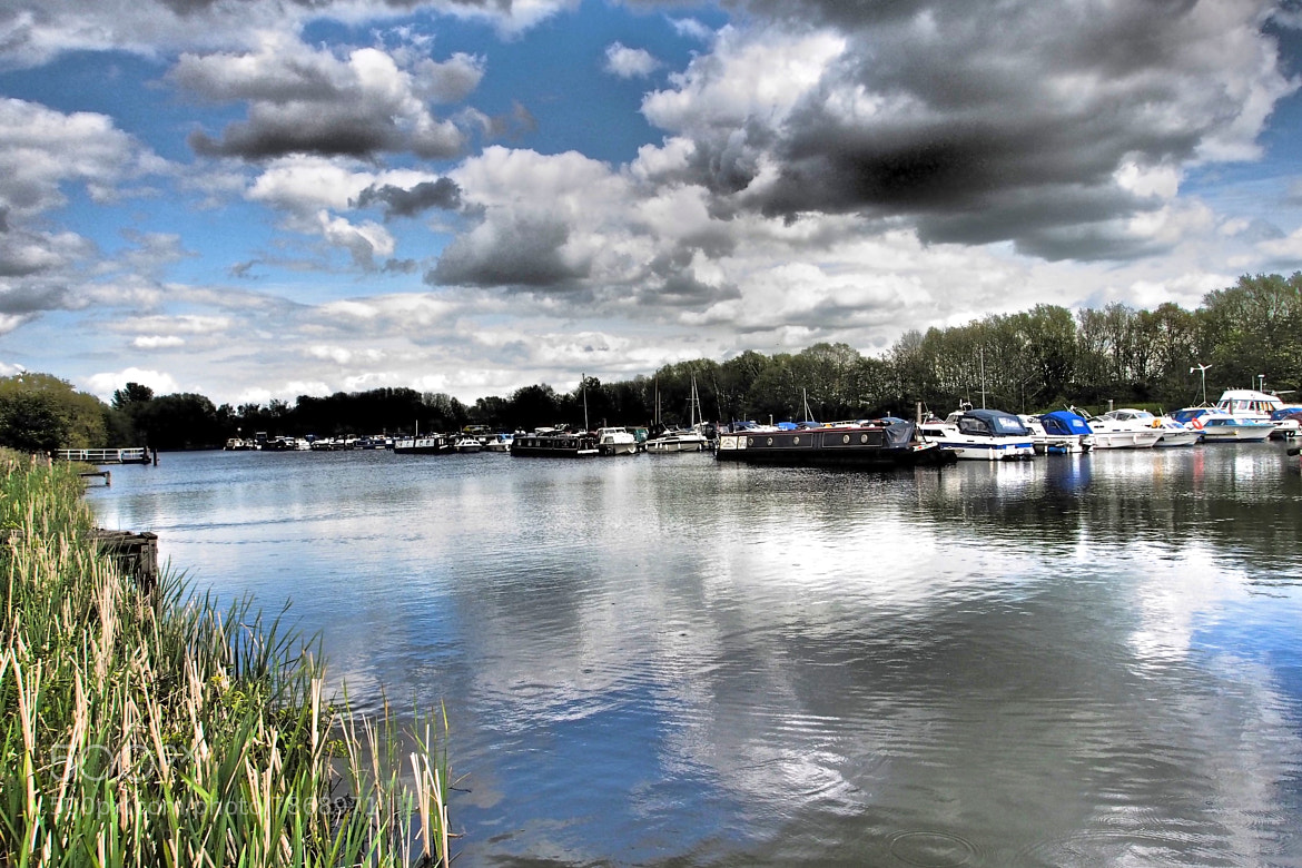 Photograph Colwick Marina by John Purchase on 500px