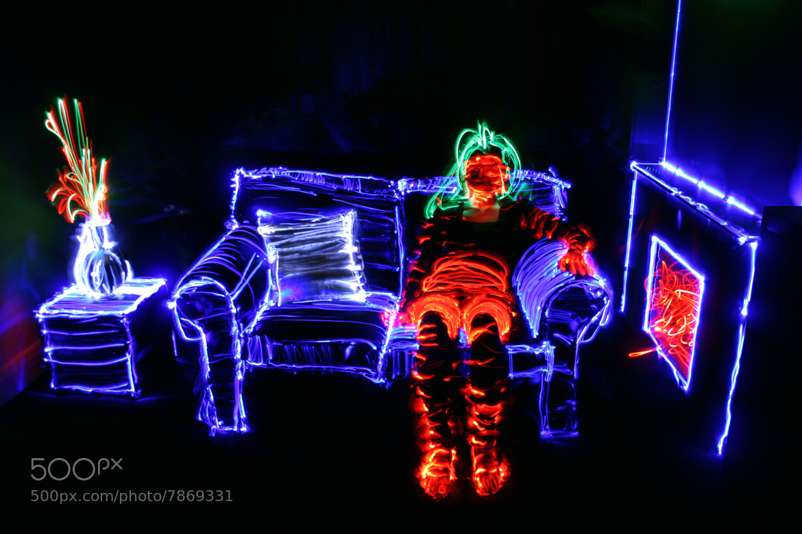 Photograph Light Painting HD #3 - The Time Lapse Guys by The Time Lapse Guys on 500px