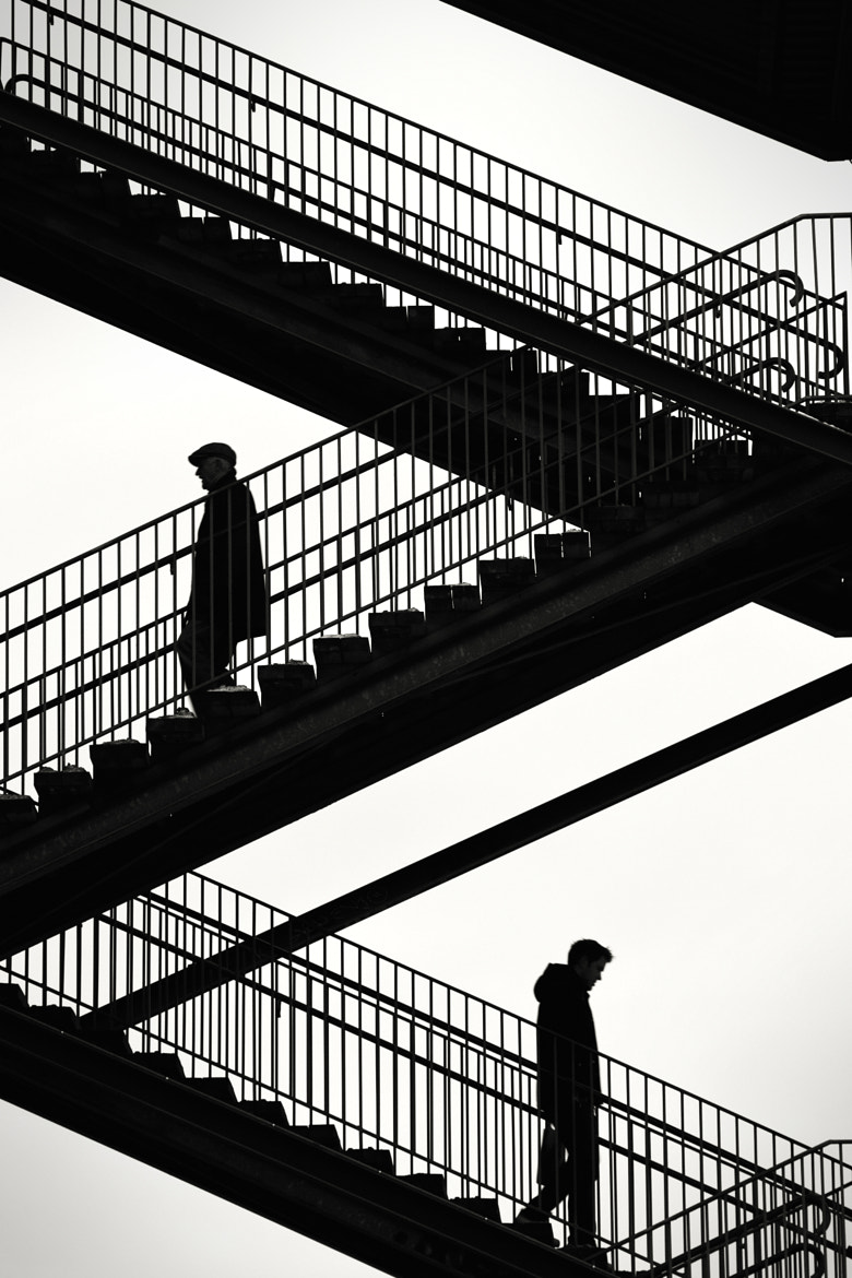 Photograph Stairs by Michael Cavén on 500px