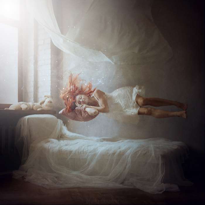 Photograph sleeping by Anka Zhuravleva on 500px