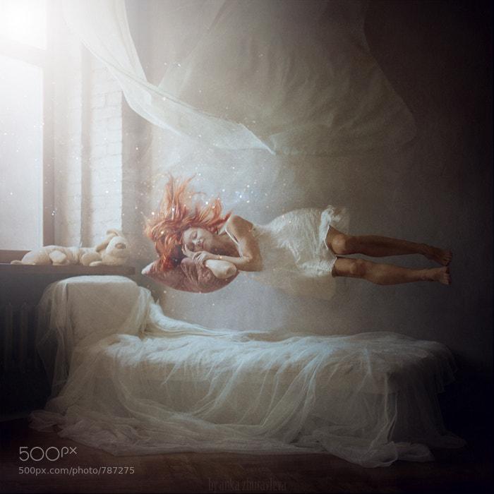 Photograph sleeping by Anka Zhuravleva on 500px