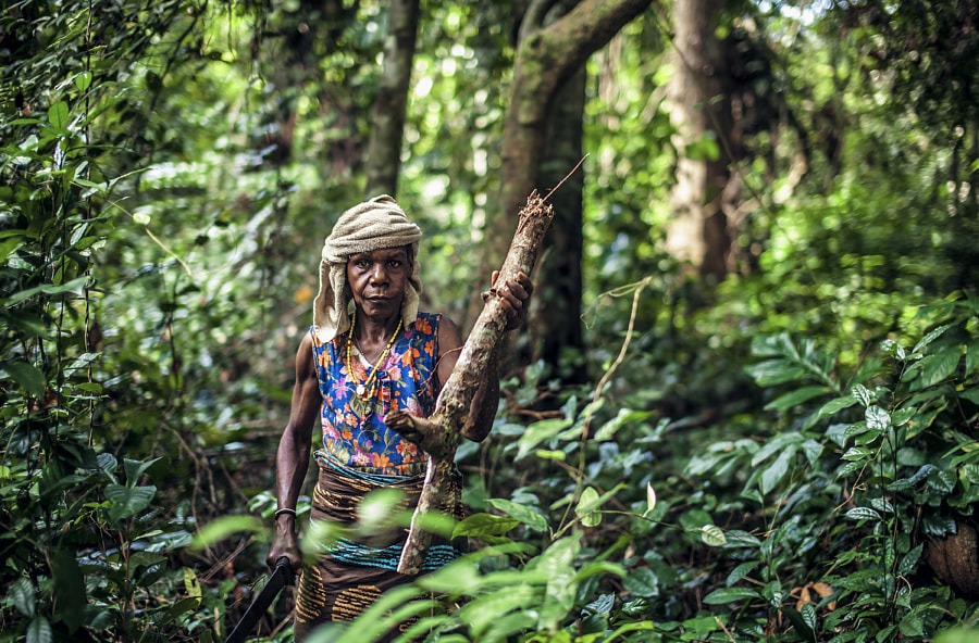 People Of The Rain Forest by Walid Khoury on 500px.com