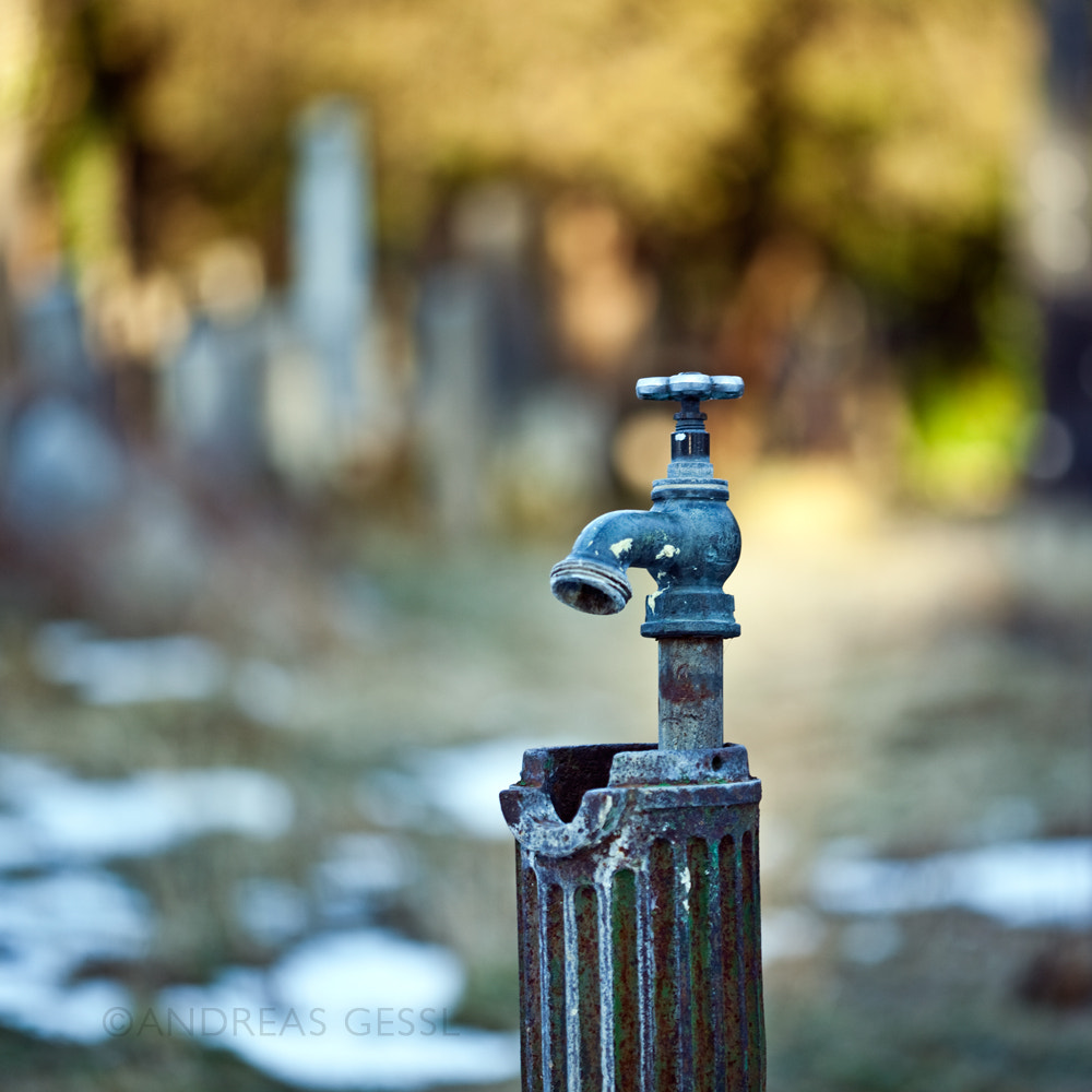 Photograph water tap bokeh by Andreas Gessl on 500px