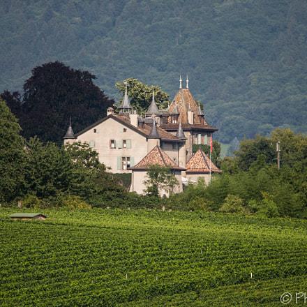 Castle in Geneva