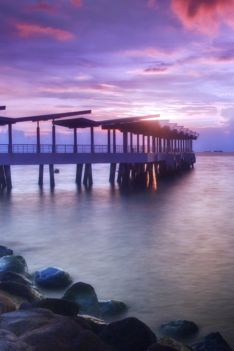 Photograph The Ferry Station by Melv Pulayan on 500px