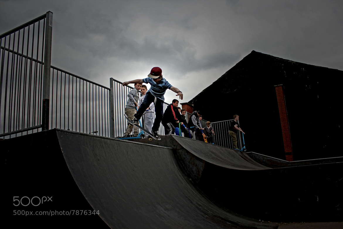 Photograph Skaterboy 04 by Alex Comyn on 500px