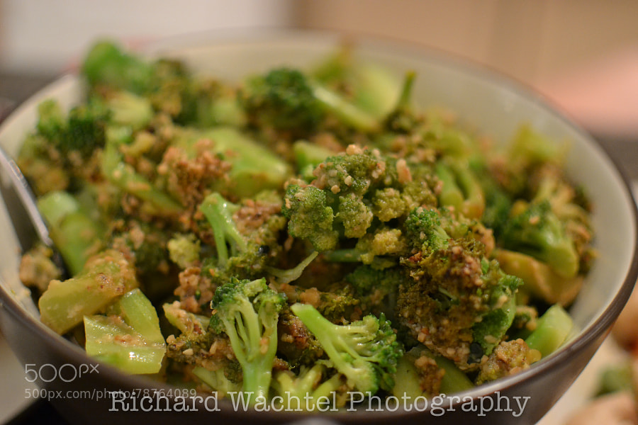 Photograph Food Picture of Grilled Broccoli by Richard  Wachtel on 500px