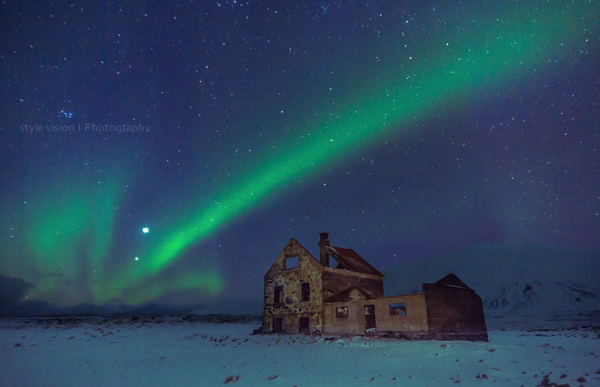 Photograph Aurora Borealis by style-vision on 500px
