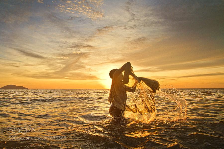 Photograph Kid & Sun by Yohanes Kurnia Irawan on 500px