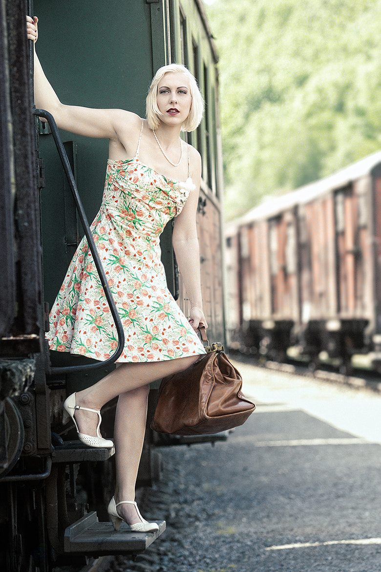 Photograph Ridin' on the railroad by Heiko Kalweit on 500px