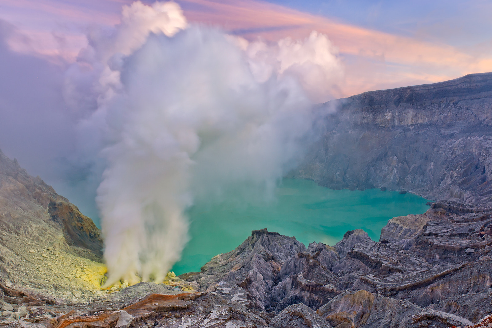 Photograph Ijen Crater Lake by Helminadia Ranford on 500px