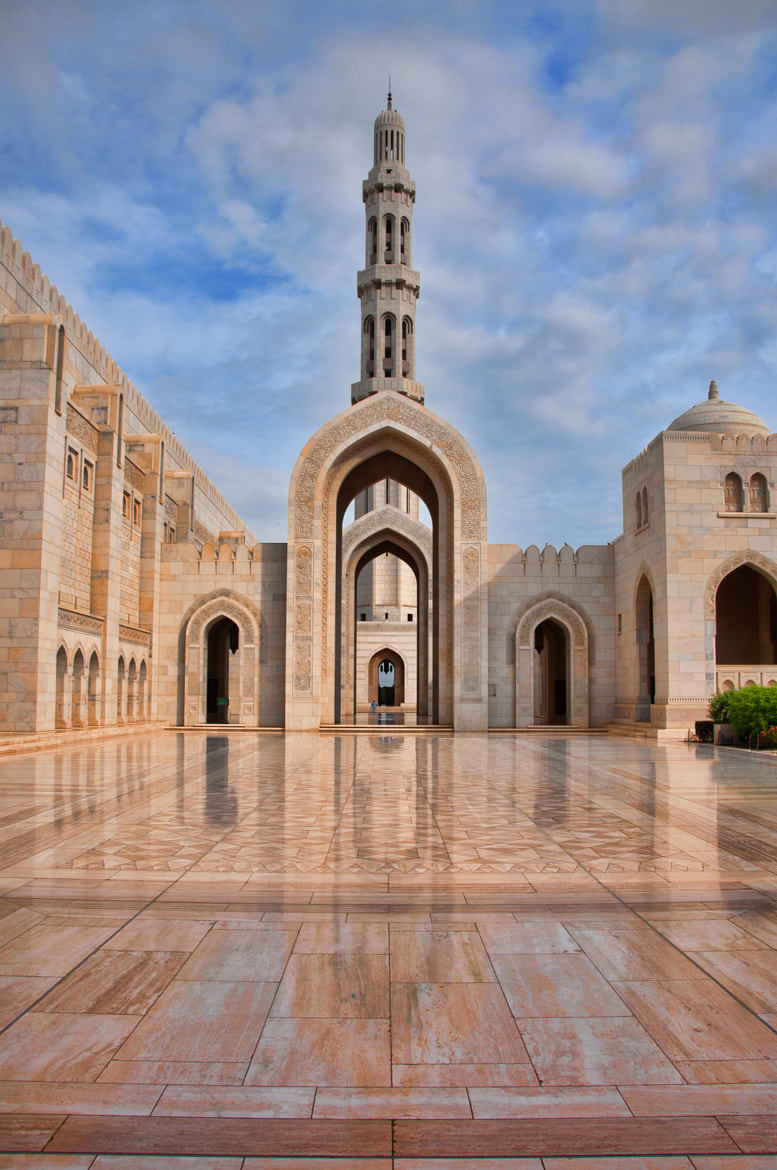 Photograph Reflections at Sultan Qaboos Grand Mosque by Joe Borg on 500px