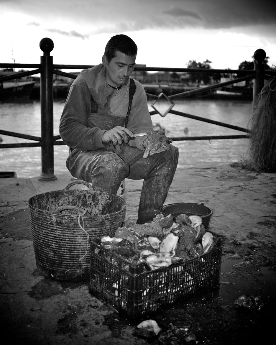 Photograph The Fisherman by Wesley Vercammen on 500px