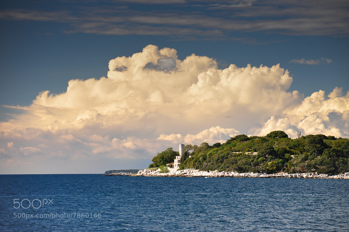 Photograph Croatian sky by Dmitry Papunov on 500px