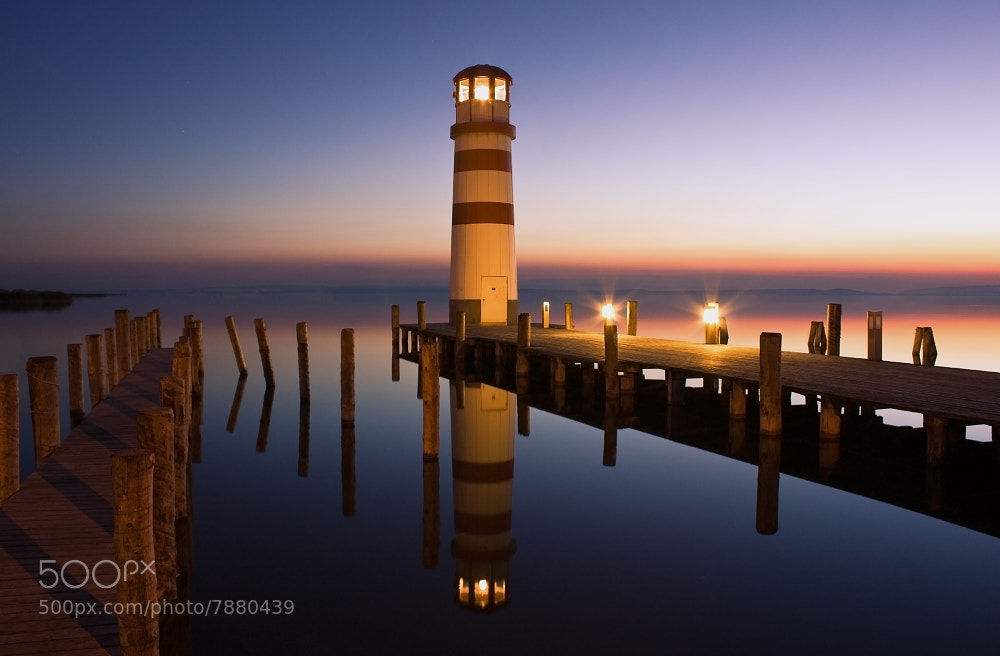 Photograph Lighthouse impression by Jozef Bartoš on 500px
