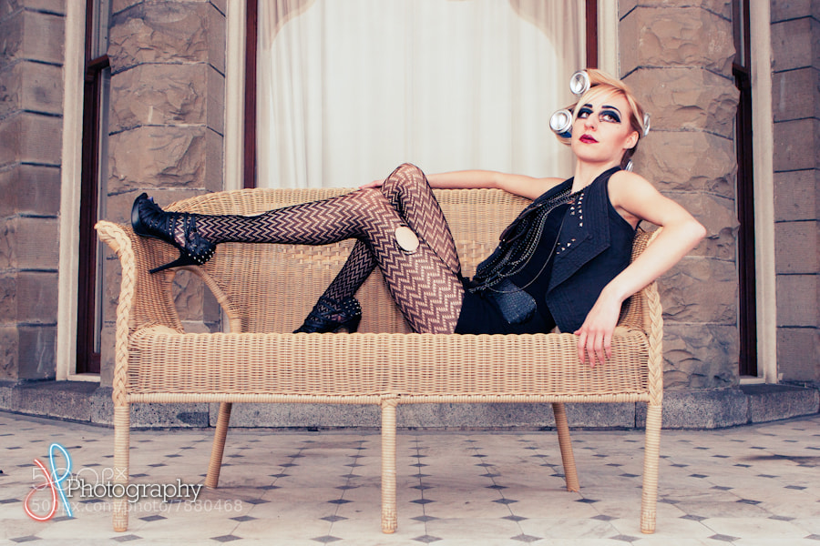 Photograph Gaga Inspired by Josh Poolio on 500px