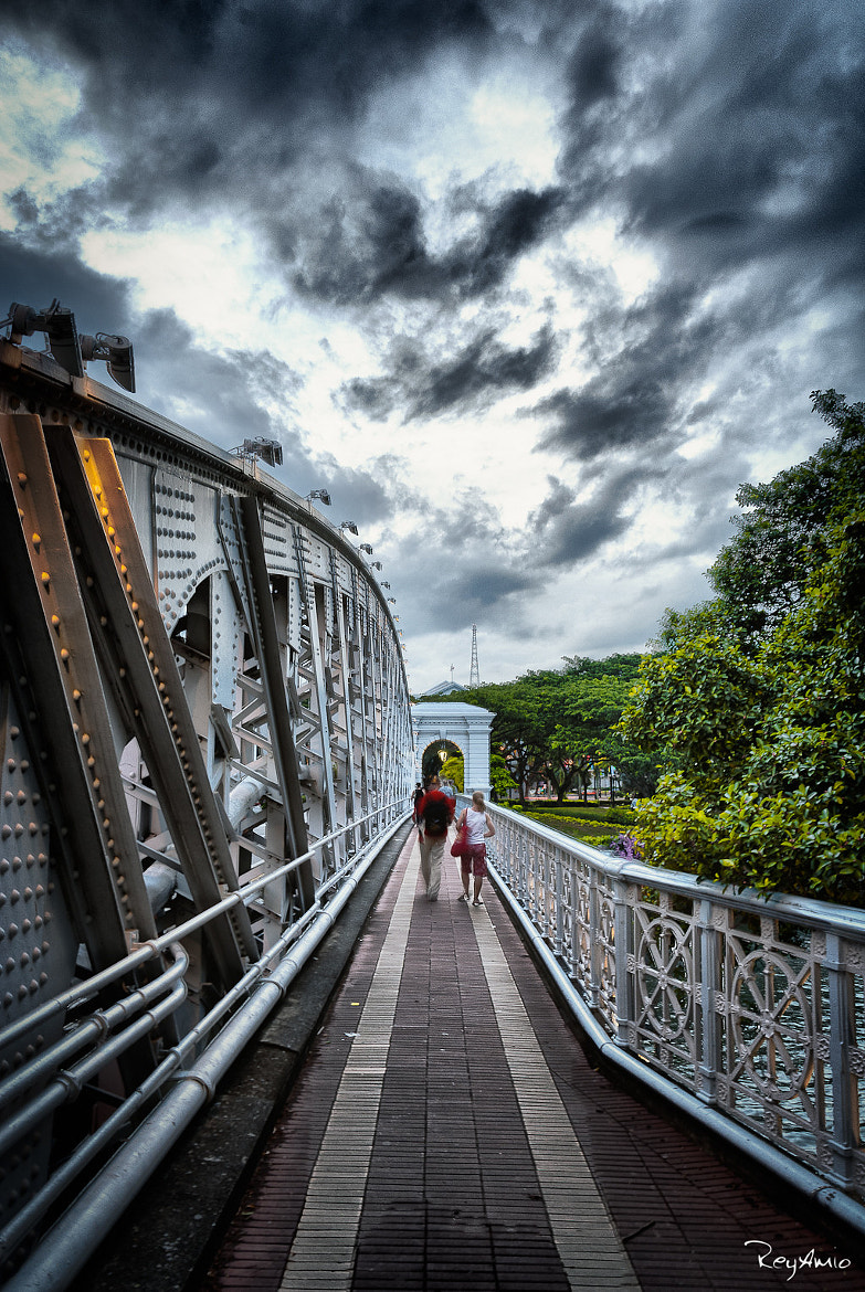 Photograph Anderson Bridge by Rey Amio on 500px