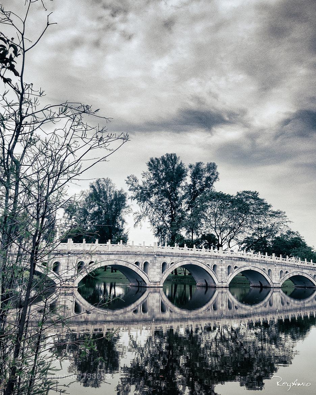 Photograph Rainbow Bridge by Rey Amio on 500px