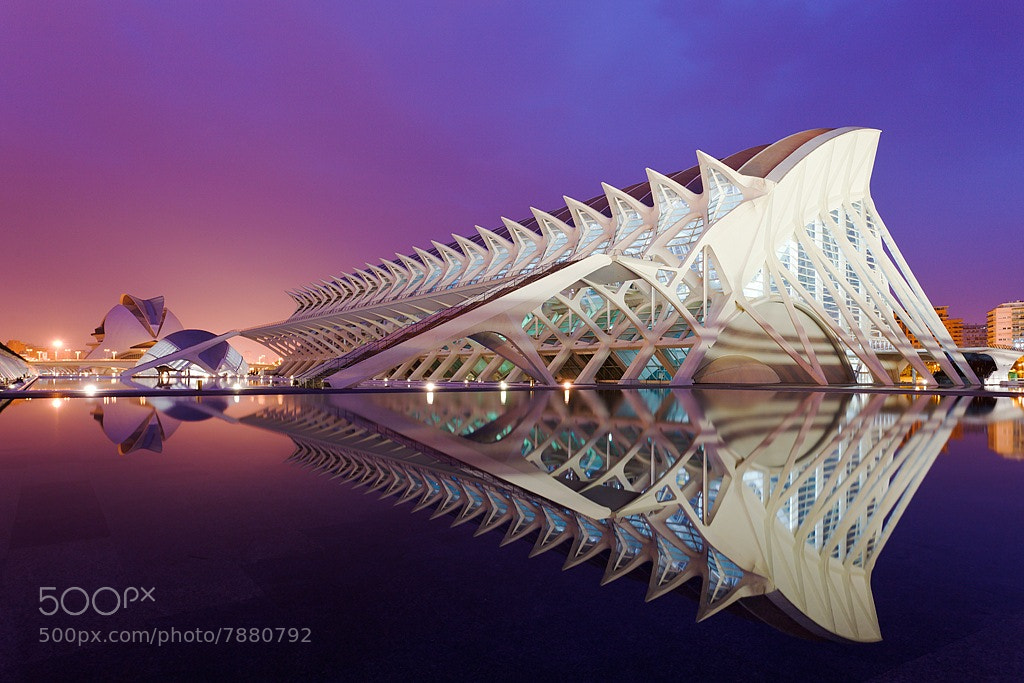 Photograph Fotofunpark Valencia by Michael Joerger on 500px