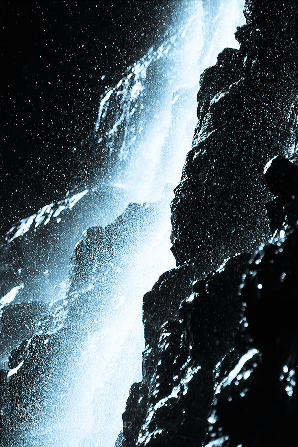 Photograph Waterfall by Christer Häggqvist on 500px