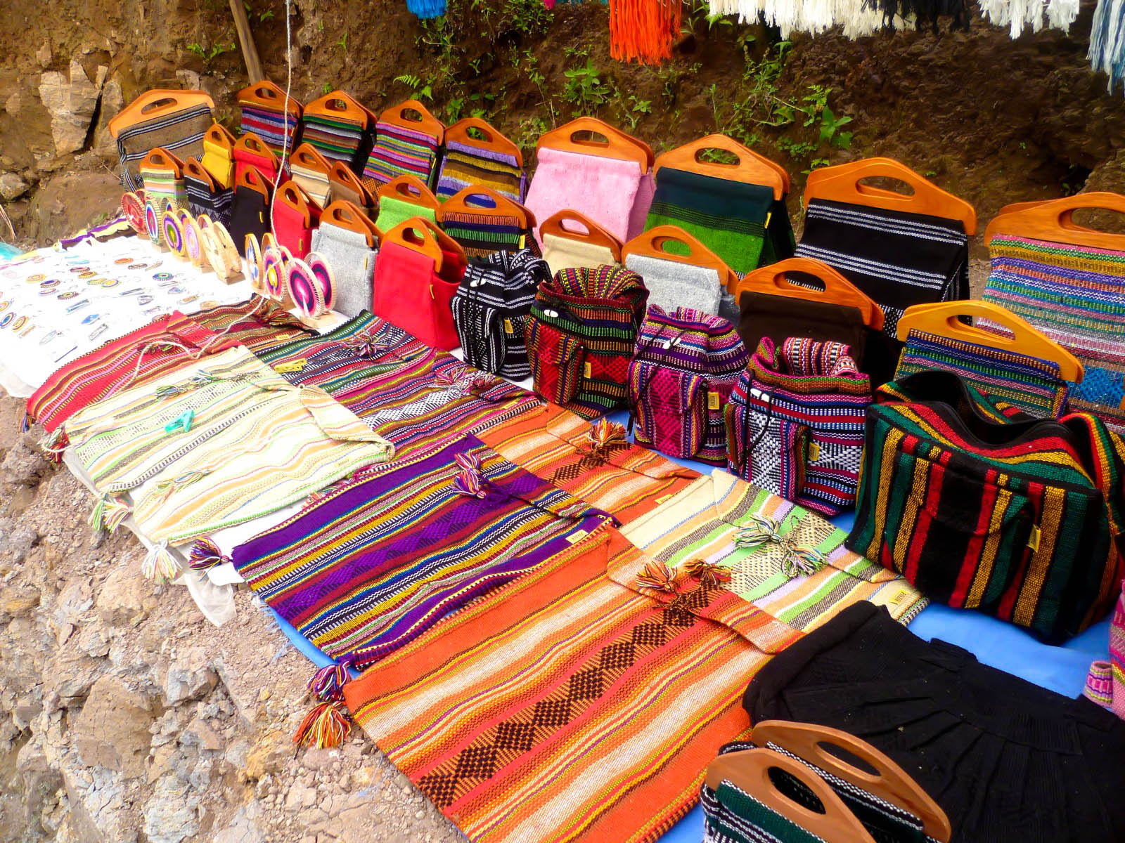 Photograph Colourful Bags by Elaine Poon on 500px