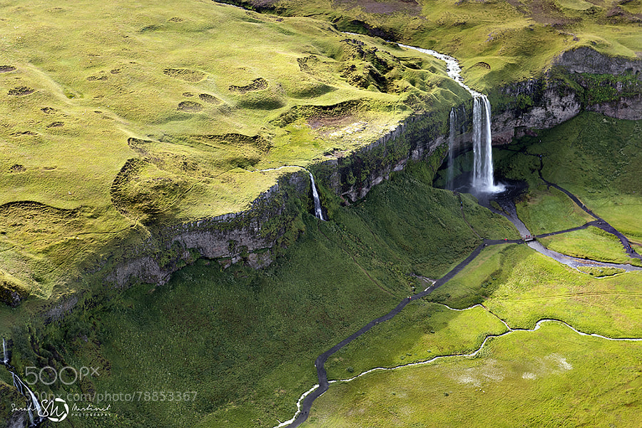 Photograph Seljalandsfoss by Sarah Martinet on 500px