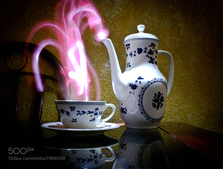 Photograph Hot light tea by elizabeth ramos on 500px