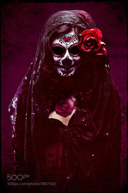 Photograph Dia de los Muertos by Jerel Fuerte on 500px
